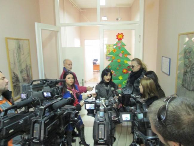 Suzana Stanković-Ilić, načelnica Opštinske uprave za društvene delatnosti grada Leskovca
