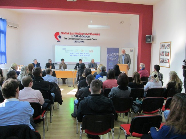 Uvodno izlaganje - Srđan Dimitrijević, EPuS Leskovac