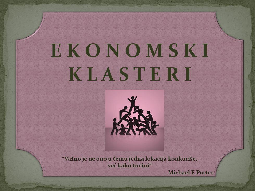 Ekonomski klasteri 01