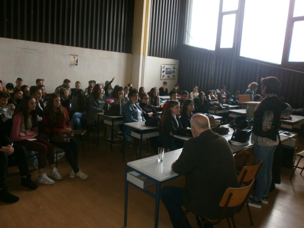 Info sesija o EU u Trgovinsko-ugostiteljskoj školi