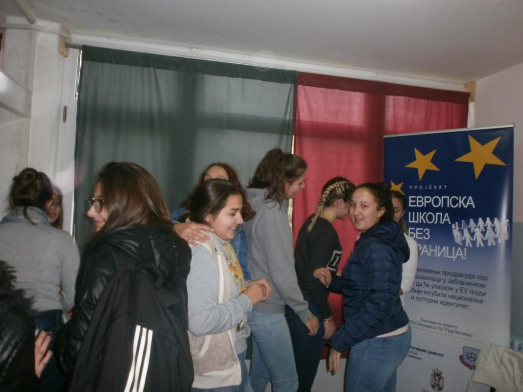 Radionica o EU u Tehničkoj školi RadeMetalac